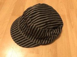 H&M Divided Sun Hat light grey-dark grey