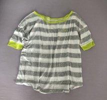 Gestreiftes Oversize Shirt Hollister