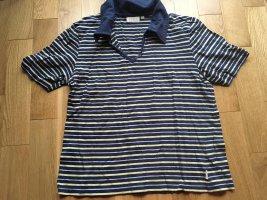 gestreiftes Poloshirt, Gr. S
