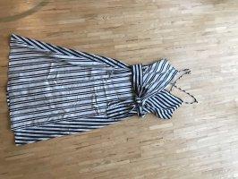 Gestreiftes Sommerkleid von Mango