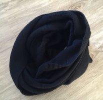 H&M Divided Tube Scarf black