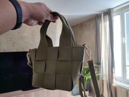 gewebte crossbody bag