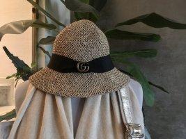Bucket Hat oatmeal-black