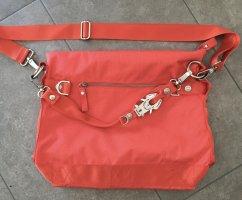 GGL George, Gina & Lucy 100 PEACHES Tasche bag rot orange neuwertig
