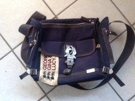 GGL Tasche blau/Umhängetasche