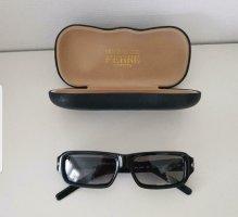 Gianfranco Ferré Gafas de sol cuadradas negro