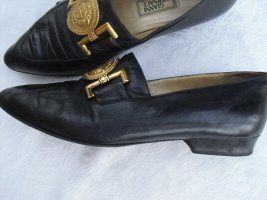 Gianni Versace Lederschuhe