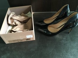 Gianvitto Rossi Pumps 9cm Lackleder