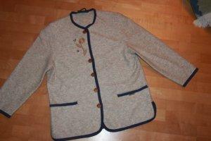 Giesswein Wool Jacket oatmeal wool