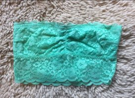 Gilly Hicks Bustier Top mint-turquoise