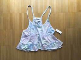 Gilly Hicks Top cut-out multicolore