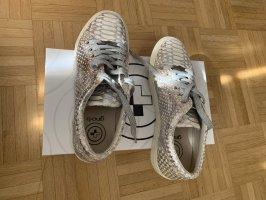 "Gino-b Sneaker im ""Schlangenlook"""