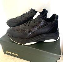 Gino Rossi Ledersneaker Gr.38 / wie neu