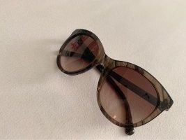 Armani Owalne okulary przeciwsłoneczne Wielokolorowy
