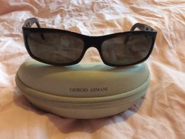 Giorgio  Armani Retro Glasses dark brown