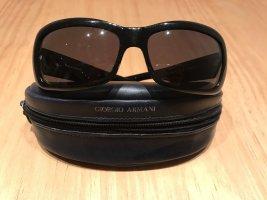 Giorgio  Armani Oval Sunglasses black