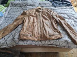 Gipsy Leather Jacket camel