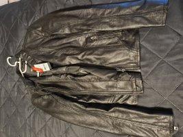 Gipsy Leather Jacket black