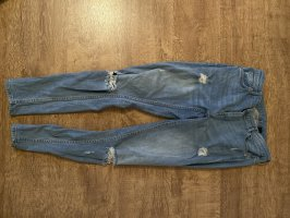 H&M Baggy jeans lichtblauw