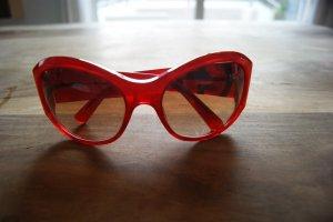Giorgio  Armani Butterfly Glasses red-gold-colored