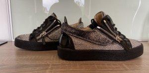 Giuseppe Zanotti Sneaker Glitzer