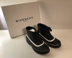 Givenchy Ankle Boots black-white