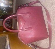 Givenchy Satchel bordeaux leather