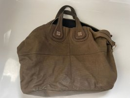 Givenchy Satchel dark green leather