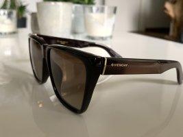Givenchy Angular Shaped Sunglasses brown