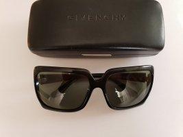 Givenchy Angular Shaped Sunglasses black