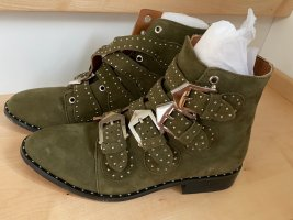 Givenchy Chelsea Boots khaki