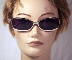 Givenchy Gafas Retro violeta oscuro-color oro