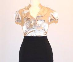 Glamouröse Rüschen-Bluse