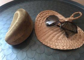 Miu Miu Okrągłe okulary przeciwsłoneczne Wielokolorowy