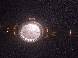 Glashütte Zegarek automatyczny czarny-złoto