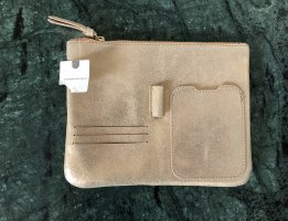 Anthropologie Clutch rose-gold-coloured