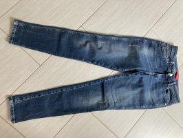 Guess Jeans skinny bleu