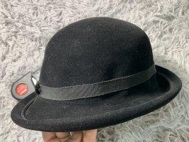 Favorit aus Paris Cloche Hat black mixture fibre