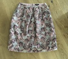 Odeeh Flared Skirt multicolored