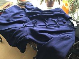 asos curve Płaszcz przejściowy niebieski