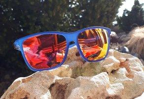 gloryfy Gafas de sol cuadradas multicolor