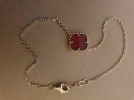 Gold Bracelet gold-colored-bordeaux
