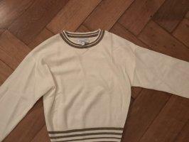 Gold/cremefarbener Pullover von other Stories