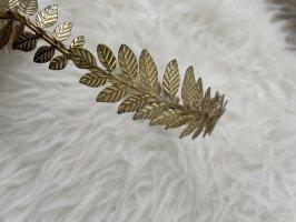 Butik Cerchietto per capelli oro-sabbia