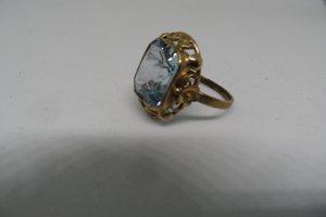 Anello d'oro oro Metallo