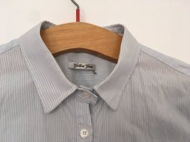 Golden Goose Camicia a maniche lunghe bianco-nero