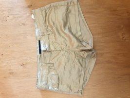 goldene Jeans Shorts von Tally Weijl