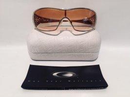 Oakley Occhiale da sole spigoloso oro