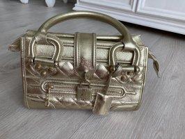 Goldene Tasche von Burberry