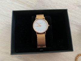Goldene Uhr Liebeskind